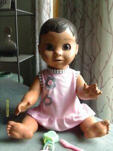 Luvabella Hispanic Girl Interactive Doll by Spinmaster  Luva Bella Babydoll