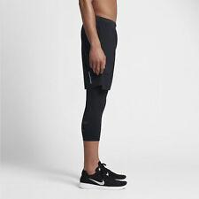 Nike Aeroswift Híbrido 2 en 1 Pantalones Cortos Hombre Entrenamiento