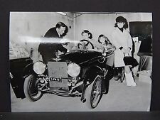Photo Reprint, Miniature Cars, Racing Children, S3#5