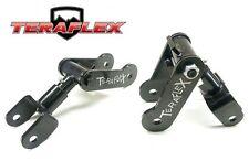 TeraFlex Front Revolver Shackle Kit for 76-83 Jeep CJ-5 & 76-86 CJ-7 1023000