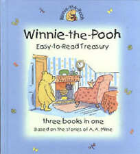 Winnie the Pooh Easy-to-Read Treasury, Milne, A. A., New Book