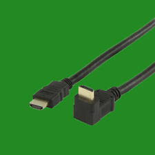 7.5m High Speed HDMI to 90° Right Angle HDMI Cable 1080P, TV, PC, Xbox, PS4