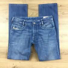 Diesel Poiak Slim Carrot Zip Pocket Size 28 Men's Jeans Actual W31 L29.5 (BY2)