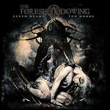 THE FORESHADOWING - SEVEN HEADS TEN HORNS   CD NEU