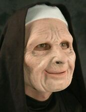New Nun For You from Town Movie Latex Mask by Zagone Studios M6006 Costumania @