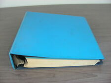 ROMANIA &, Excellent Stamp Collection hinged on homemade pages(notebook binder)
