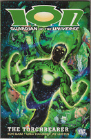 Ion Guardian of the Universe The Torchbearer (1st Printing) DC Comics 2007 VF/NM