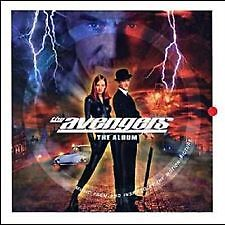 The Avengers - The AlbuM  Soundtrack CD NEW SEALED