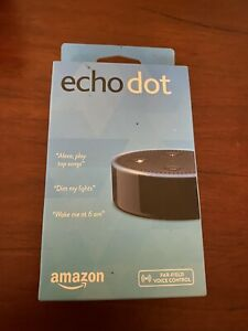 NEW & SEALED Amazon Echo Dot 2nd Generation