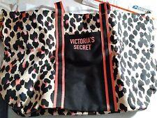Victoria's Secret 2019 Leopard Weekender Tote Bag