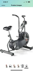 Schwinn Airdyne AD6 100250 Upright Exercise Cycle