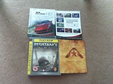 Resistance Fall Of Man Ps3 Complete Mint