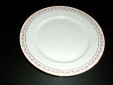 C TIELSCH MZ Austria PRINCESS Pink Rose Dinner Plate/s