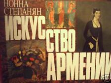 ARMENIA ARMENIAN ART; Искусство Армении English RUSSIAN
