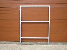 STEEL GATE FRAMES ,  BRAND NEW  . 50X25 TUBE