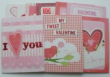 FOiLED LOVE NOTES - Chipboard Journal Cards: Picture & Quote Die Cuts