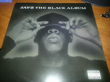 "JAY-Z - THE BLACK ALBUM - DJ  - 2 X 12"" LP"