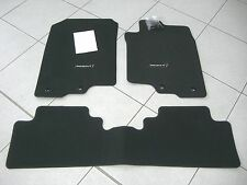 Genuine Honda Insight Carpet Mats, Black, 2009 onwards