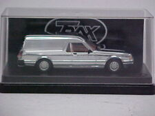 """MODIFIED  FORD FALCON XF PANEL VAN HEARSE """"MC FUNERALS"""" with COFFIN inside"""