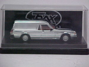 """MODIFIED TRAX FORD FALCON XF PANEL VAN HEARSE """"MC FUNERALS"""" with COFFIN inside"""