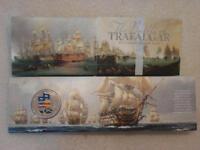 2005 Royal Mint Battle of Trafalgar BU £5 Five Pound Coin Pack