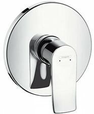 Hansgrohe Metris Single Lever Shower Tap For Concealed Installation Chrome UK