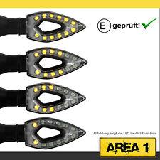 Clignotants LED Gilera Runner 50 125 180, Sp, Purejet / Gilera DNA (V1)