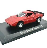 Coche Auto Lancia Stratos HF Escala 1/43 diecast miniaturas Quisco Periódicos