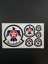 Usaf Thunderbirds Window Decal Sticker Patch Logo