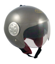 Casque casco helmet jet TORX JAMES ANTHRACITE XL 61 62 HOMOLOGUE