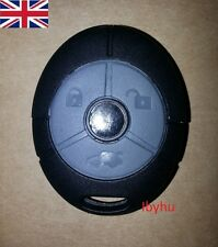 MG Rover 25 35 ZT ZR ZS 3 Buttons Remote Key Fob Case Shell & Rubber Button Pad