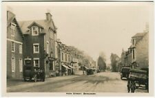 More details for high street, banchory - kincardineshire postcard (p3460)
