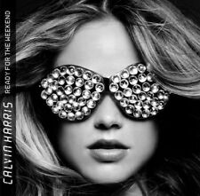 CALVIN HARRIS-READY FOR THE WEEKEND-JAPAN CD F30