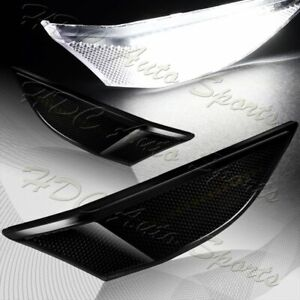 For Porsche 911 Carrera/Boxster/Cayman Smoke Lens White LED Side Marker Lights