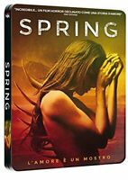 Spring (Ltd Steelbook) - BluRay O_B004194