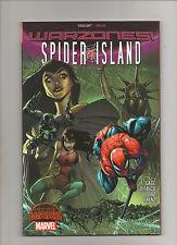Spider-Island: Warzones! - Secret Wars TPB Spider-Man - (Grade 9.2) 2015