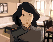 """""""Young Lin Beifong"""" = Legend of Korra = 8x10 Personalized by Voice Grey Delisle"""