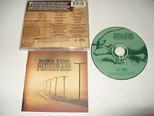 Bona Fide Bluegrass & Mountain music 18 track cd 2002 eX condition