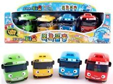 Little Bus TAYO Bus Bath Water Gun Toy 4pcs set (Tayo + Gani + Lani + Rogi)