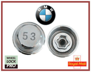 New BMW Locking Wheel Nut Key Number 53 - UK Seller