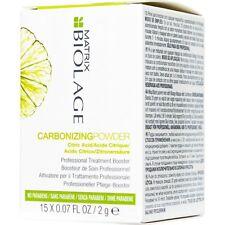New listing Matrix Biolage Carbonizing Powder Treatment Booster (0.07 oz X 15pcs)