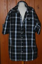 BNWT, Label-J, Men's, Casual, Checked, Shirt, size 2XL (52-54)