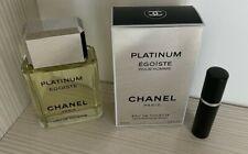 Chanel Platinum Egoiste sample