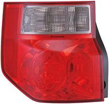 Brand New Left Tail Light Fits 2003-2008 Honda Element