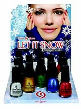 China Glaze Nail Polish LET IT SNOW Collection CHOOSE Your Favorite Lacquers