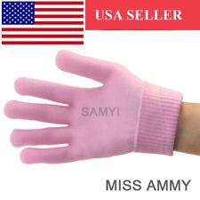 Moisturizing Repair Whiten Skin Treatment Repair Collagen Gel Spa Gloves 1 Pair
