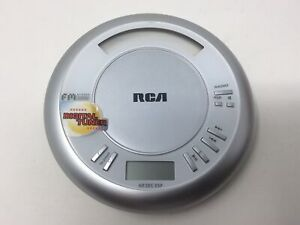 RCA RP2715 Walkman Portable Disc Compact CD Player FM Tuner Used Tested Working