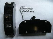 LUPUS MIDGET 10 AMP MCB SINGLE POLE 415 AC 125 DC BS 3871