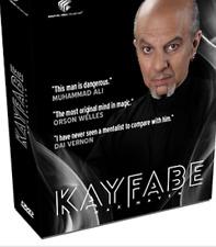 Kayfabe (4 DVD set) by Max Maven and Luis De Matos from Murphy's Magic