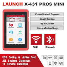 LAUNCH X431 PROS MINI OBD2 Wifi ScanPad Car Bluetooth Diagnostic Scanner as V+ V